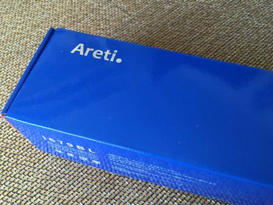 Areti ヘアアイロン i679レビュー画像